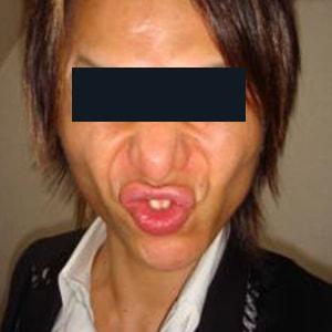 変顔写真は出会い系のプロフ写真にNG
