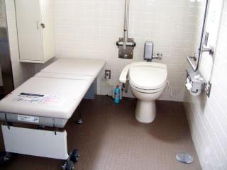 セックスできそうな多目的トイレの写真
